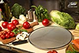 "Grease Splatter Screen for Frying Pan 13"" - Stops"