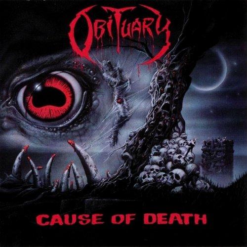 Obituary: Cause of Death [Vinyl LP] (Vinyl)