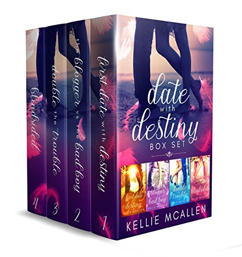 Date with Destiny Collection: Angel Romance Series: Books 1 - 4 by [McAllen, Kellie]