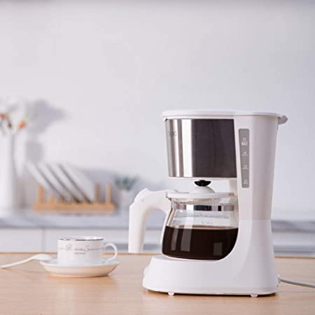 SYSWJ Cafetera Máquina De Café Espresso Para El Hogar Con 652 Ml ...