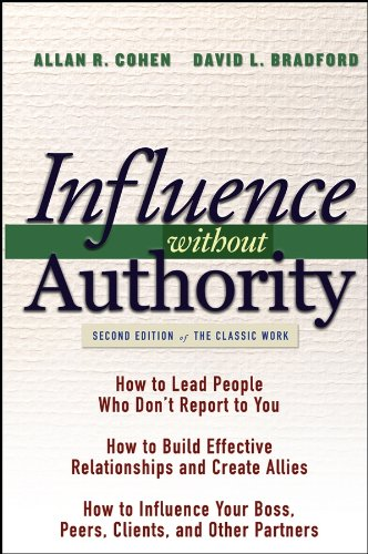 Amazon Influence Without Authority Ebook Allan R Cohen David