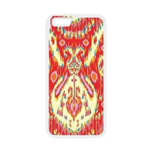 Kasbah Persimmon iPhone 6 4.7 Inch Cell Phone Case White Delicate gift AVS_583774