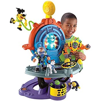 Fisher price planet heroes toys