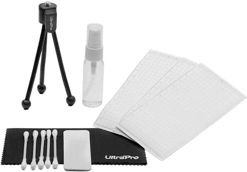 UltraPro Bundle Includes: Camera Cleaning Kit Mini Travel Tripod Camera Screen Protector UltraPro NP-FM50 High-Capacity Replacement Battery with Rapid Travel Charger for Select Sony Digital Cameras
