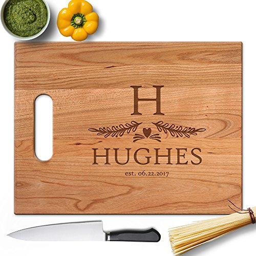 Froolu Cute Leaves best cutting board for Real Estate Agent Closing Gifts