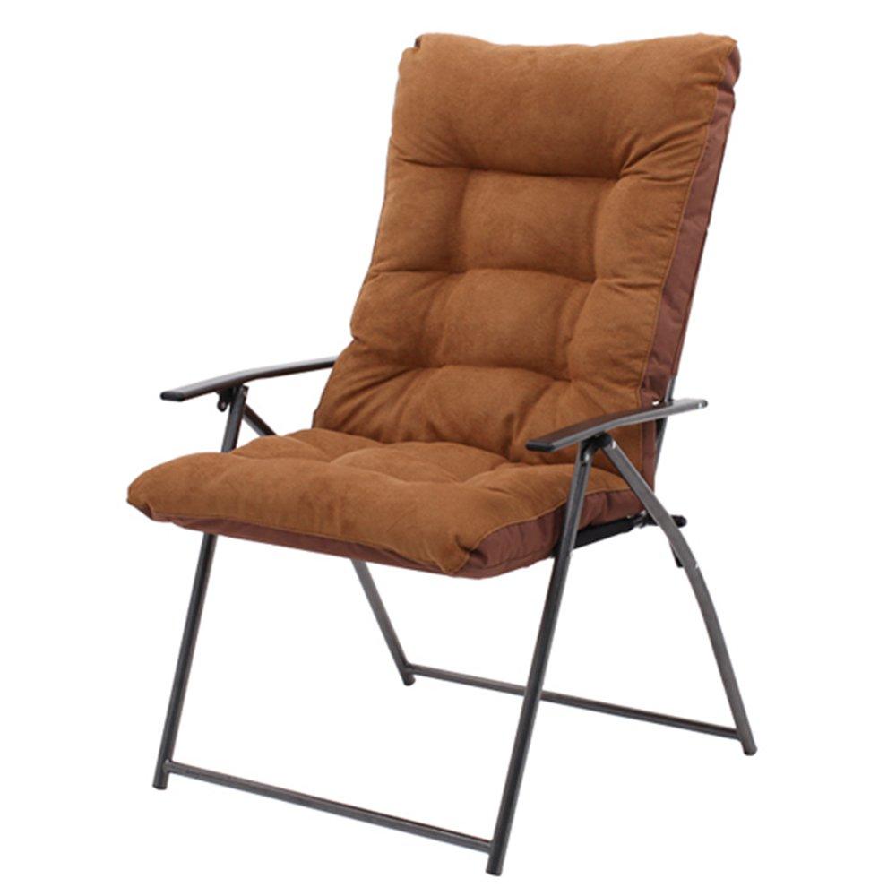 Faltbarer Plattform-Stuhl/faltende Sun-Liege/stützender Stuhl/entspannender Stuhl/Multifunktionsklappstuhl (5 Farben, zum von zu wählen) (Farbe : A)
