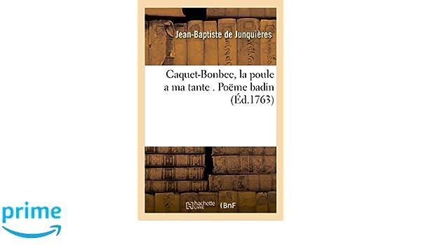 La Poule A Ma Tante Poëme Badin Litterature French