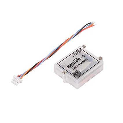 FPV DVR HMDVR-S Micro DVR Recorder Video Audio Recorder for Indoor and  Outdoor Racing Drone FPV Goggle and FPV Camera
