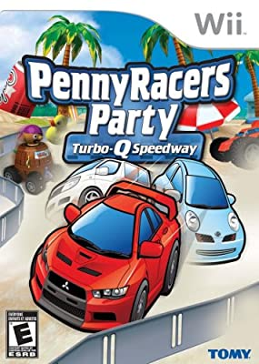Penny Racers Party: Turbo-Q Speedway - Nintendo Wii