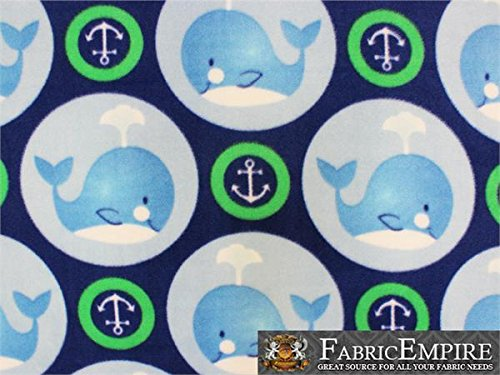 Printed Fleece Fabric - 8