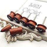 7 Stlye MINI Dremel Hole Master,Coco Bolo Leather Burnisher, leather slicker Tool