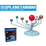 DIY The Solar System Planets Planetarium Model Building Kit Astronomy Science Painting Educational Toys For Kids