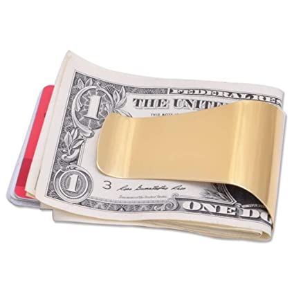 Carteras Billetera de Oro, Tarjeta Multiusos, Monedero de ...