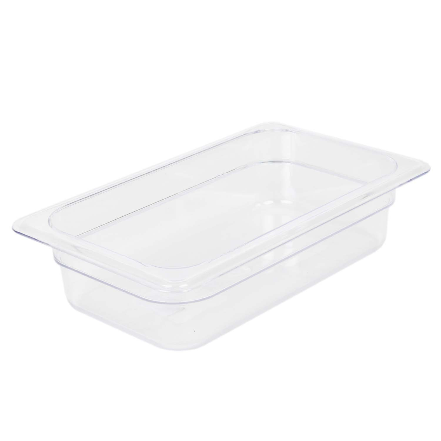 Excellante 849851007161 Deep Polycarbonate Food Pan, 2.5