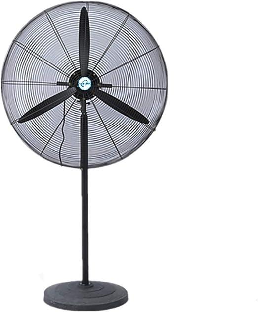 zhangxiaoli fan Ventilador De Pie Industrial | Ventilador De Pared | Ventilador De Pedestal, 3 Configuraciones De Velocidad, Negro: Amazon.es: Hogar
