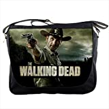 Walking Dead Sheriff Rick Grimes Shoulder Messenger Bag School Bag Satchel