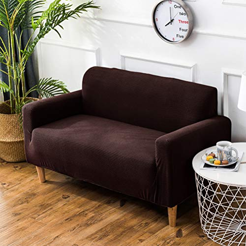 VORCOOL 195-230CM Single Seat Thicken Knit Stretch Full Cove
