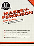 Massey Ferguson Shop Manual Models  1010 & 1020 (I & T Shop Service Manuals)