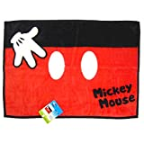 Rug ( blanket ) style Mickey Mouse Disney