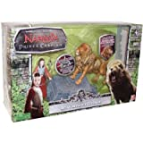 The Chronicles of Narnia Prince Caspian -3.75 Inch Lucy Pevensie and Aslan box set