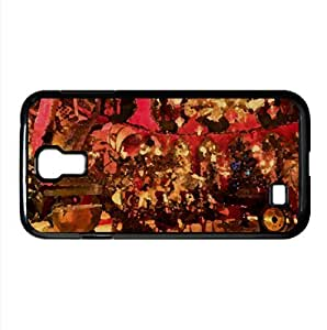 House On The Rock, The Red Room Watercolor style Cover Samsung Galaxy S4 I9500 Case