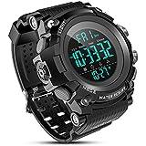 YEENIK Men's Digital Sport Watch, Military...