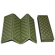 2 Pack Folding EVA Foam Knee Mat Seat Waterproof Chair Cushion Seat Pad