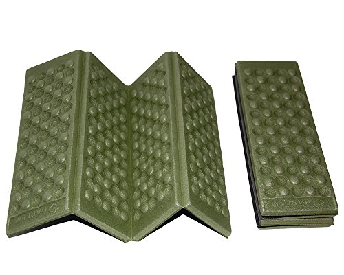 2 Pack Folding EVA Foam Knee Mat Seat Waterproof Chair Cushion Seat Pad