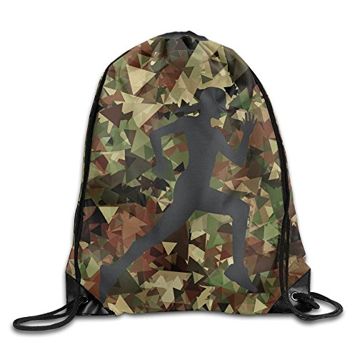 2018 I Just Really Like Run Drawstring Bags Visor Backpack Sport Bag For Men & Women