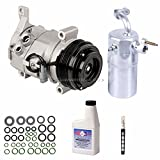 #7: AC Compressor w/A/C Repair Kit For Chevy GMC & Cadillac Replaces Denso 10S - BuyAutoParts 60-89046RK New