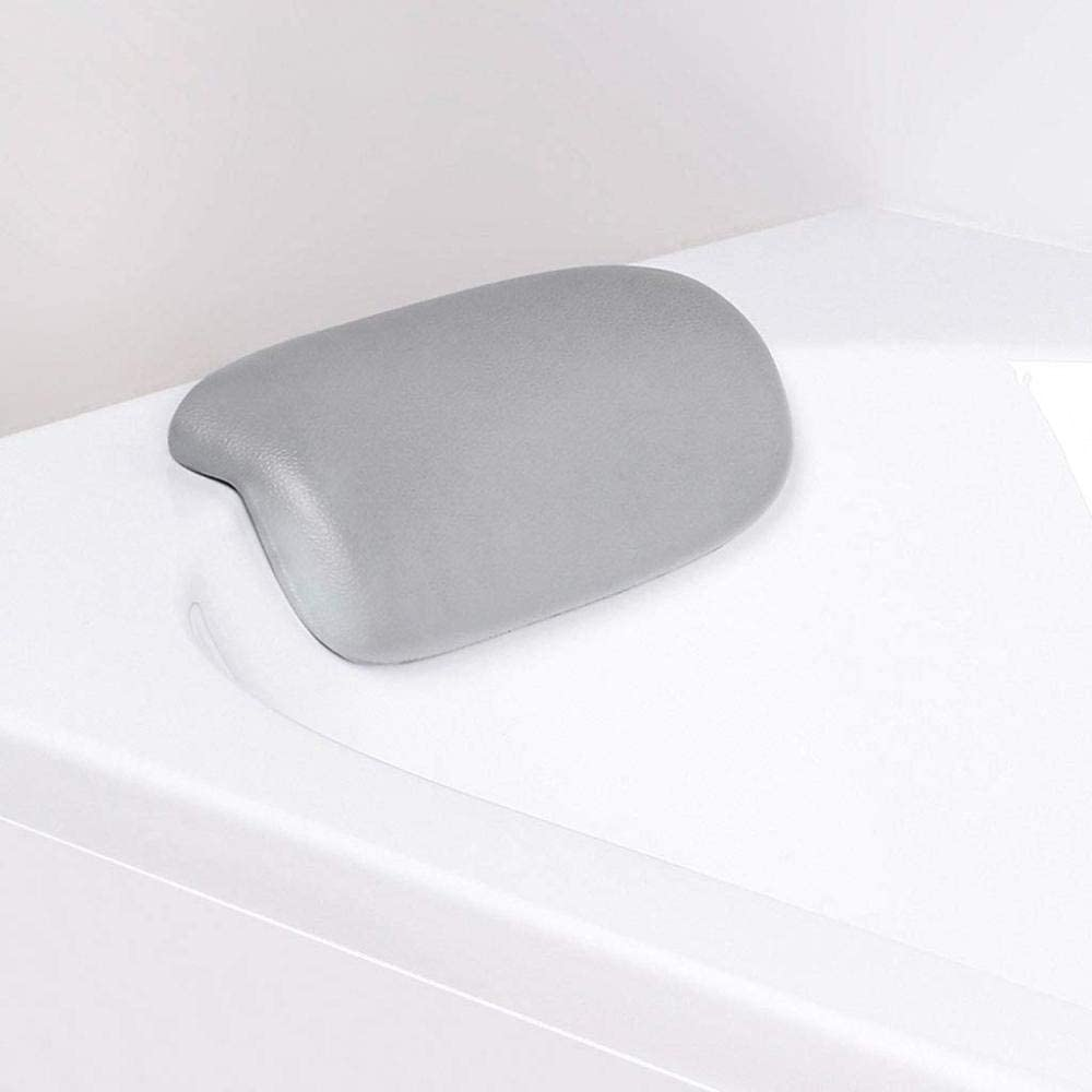 Luxurious Bath Pillow in Black with