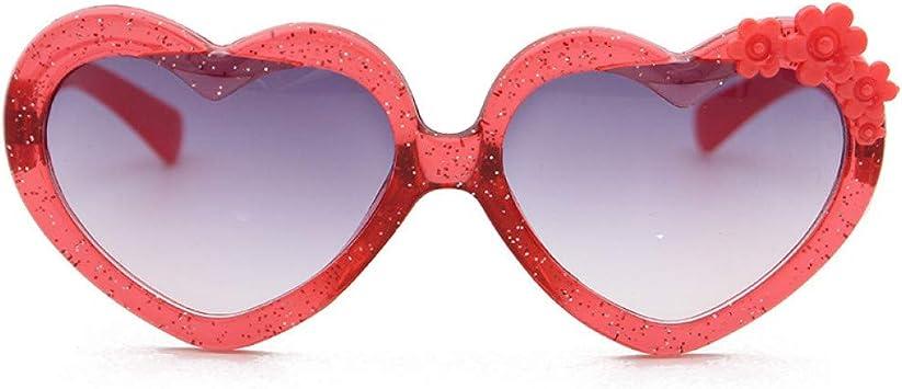 TOOGOO Vintage Kids Sunglasses Sun Glasses Round Flower Glasses Baby Children Uv400 Sport Sunglasses Girls Boys Pink