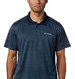 Columbia Men's Standard Utilizer Stripe Polo