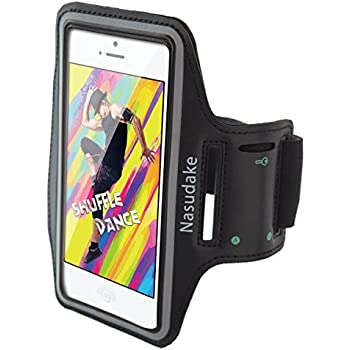 Amazon.com: Nasudake iPhone Armband for Running Sports
