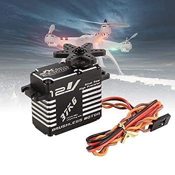 FOR JX BLS-12V7137 37KG Metal Steering Digital Gear Brushless Servo with 12V HV High Torque Voltage forRCCar RobotDrone DIY