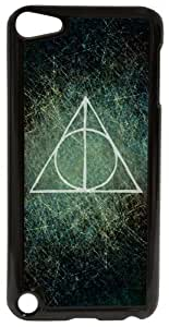 CellPowerCasesTM Harry Potter Deathly Hallows Case for Apple iPod Touch 5G - Fits iPod 5th Generation