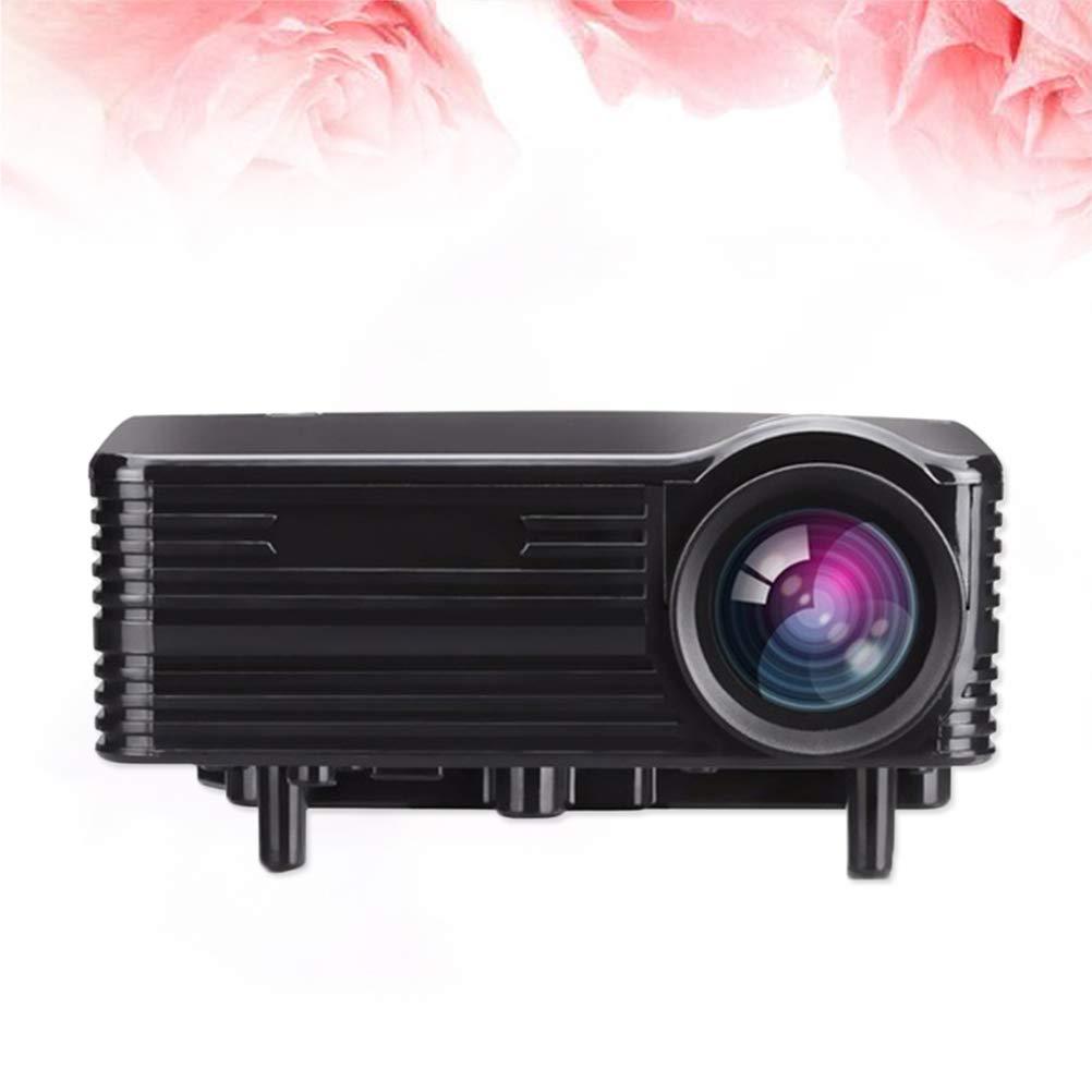 SUPVOX Proyector Mini proyector portátil VS320 Proyector LED de ...