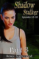 Shadow Stalker Part 3 (Episodes 13 - 18) (Shadow Stalker Bundles)