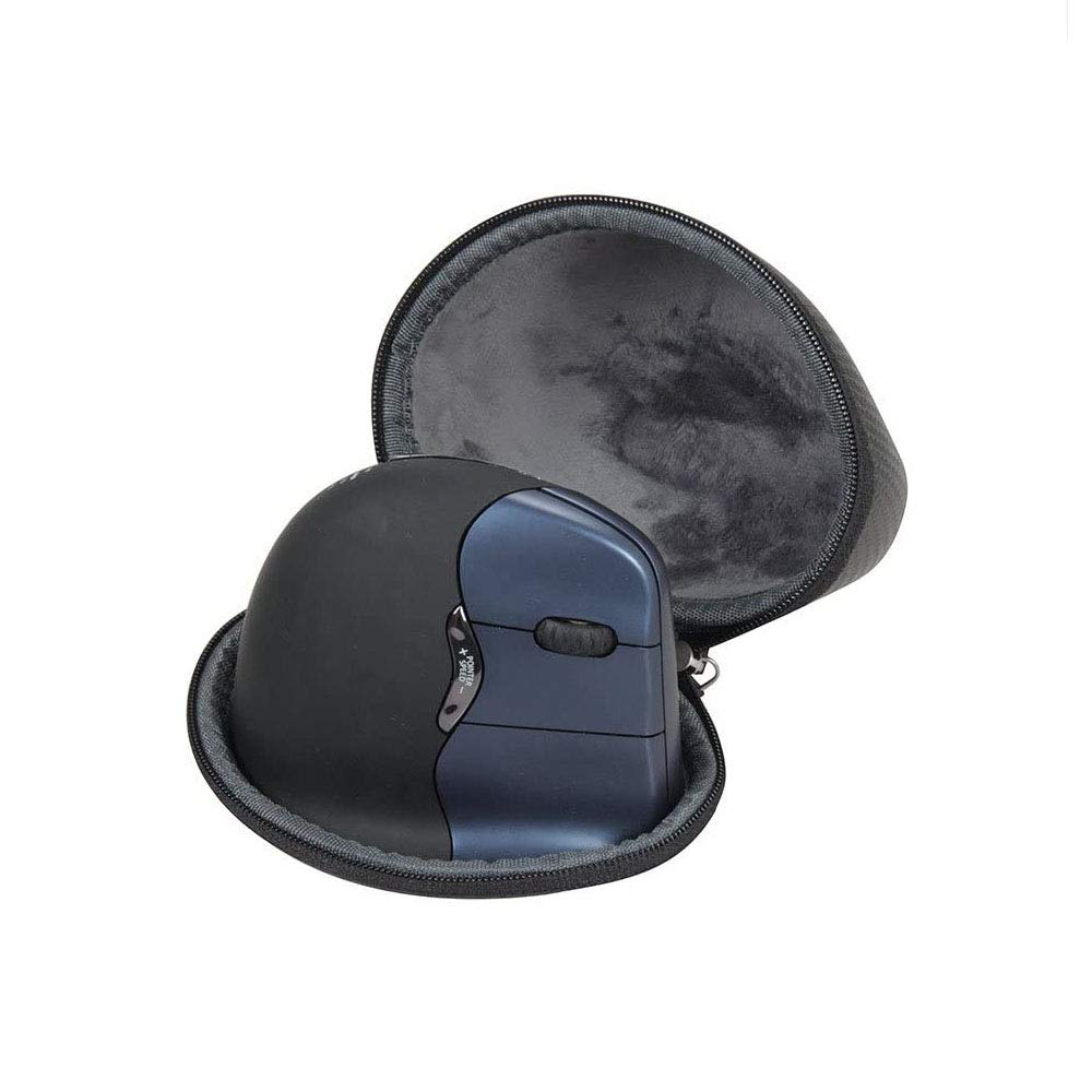 "Hermitshell Travel Case Fits Evoluent VerticalMouse Vertical Mouse 4""Regular Size Right Hand Wireless VM4RW / VM4SW"