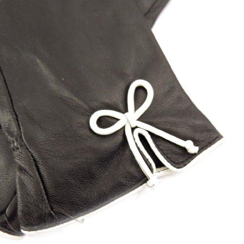 [リリーの宝 (Les Tresors De Lily)] (Clothilde コレクション) [K7569] 手袋 ブラック