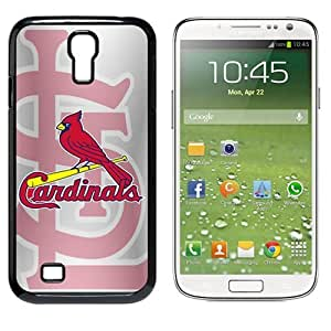 MLB St Louis Cardinals Samsung Galaxy S4 Case Cover