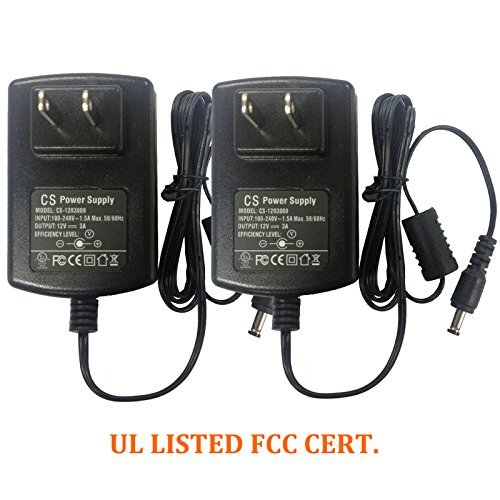12v Ac 3a Ac Adapter - 9