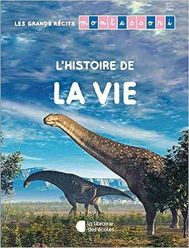 Les Grands Recits Montessori L Histoire De La Vie Amazon