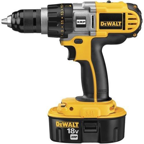 Dewalt - Xrp Cordless Drills 18V 1/2 inch Xrp Drill/Driver: 115-Dcd940Kx - 18v 1/2 inch xrp drill/driver