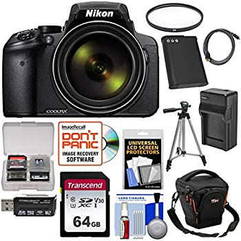 Amazon.com: Nikon Coolpix P900 Wi-Fi 83 x zoom digital ...