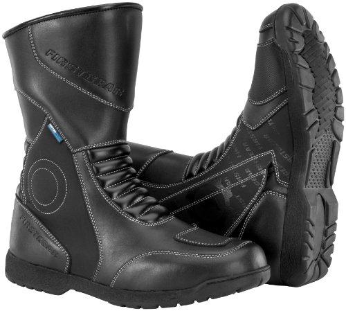 Firstgear Men's Kili Hi Waterproof Black Boots, 12