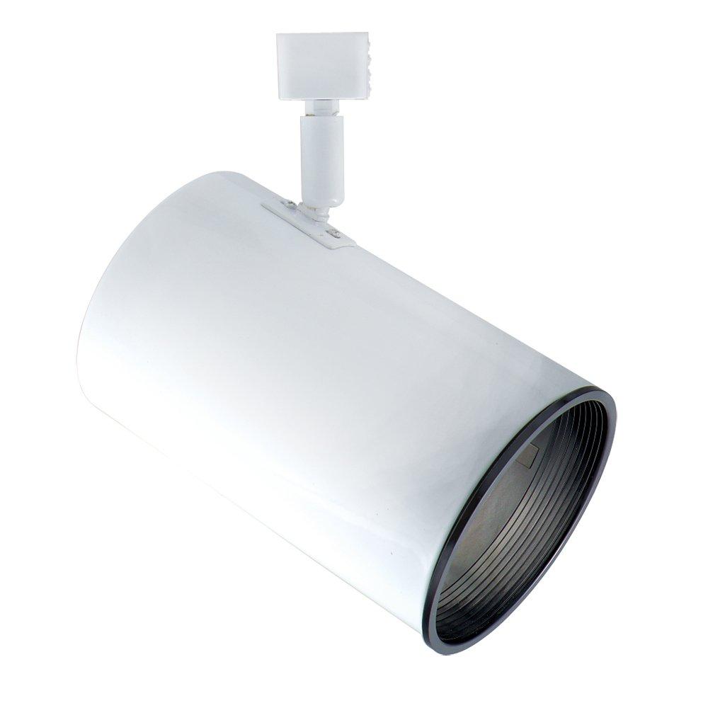 Jesco Lighting HILV10950WH ミニ デコ 109シリーズ 低電圧 トラック照明器具 Adjustable HHV630WH 1 B004YLGKKA Adjustable,トラック/従来式(Series Line Voltage Track / Traditional),White Finish