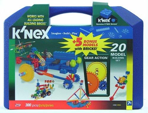Knex 20 Model Building Set