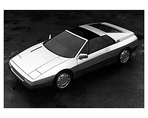 1985 Lancia Maya Automobile Photo Poster