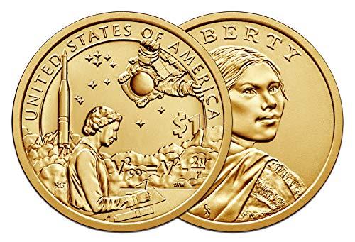 2019 P & D Sacagawea Dollar Native American Brilliant Uncirculated
